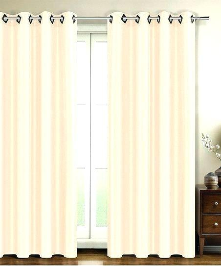 White Silk Curtain Panels – Friv100Games (View 43 of 50)