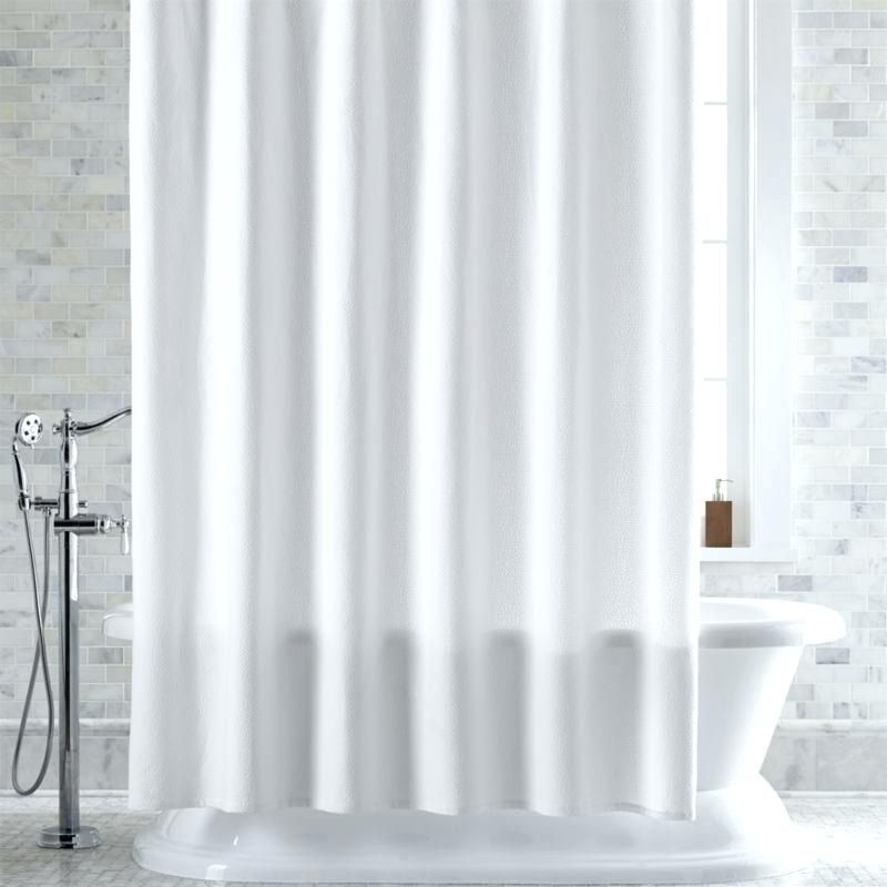 White Textured Curtains – Juniatian Pertaining To Ice White Vintage Faux Textured Silk Curtain Panels (View 49 of 50)