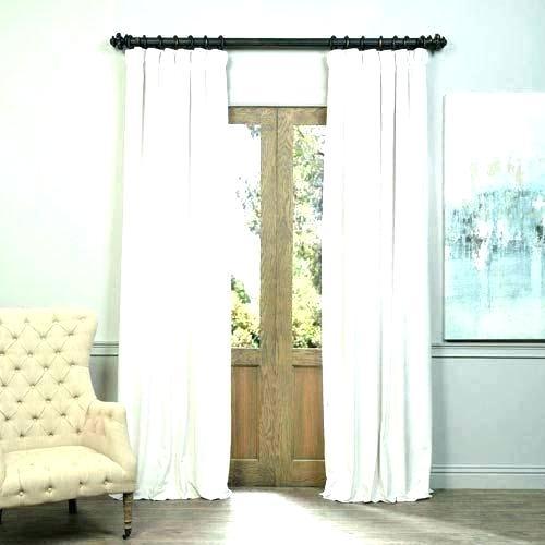 White Velvet Curtains – Bikebrasil (View 48 of 50)