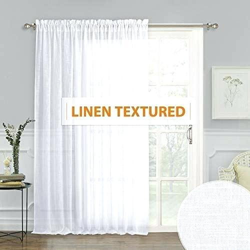 Wide Sheer Curtains – Lmnindia Pertaining To Extra Wide White Voile Sheer Curtain Panels (View 46 of 50)