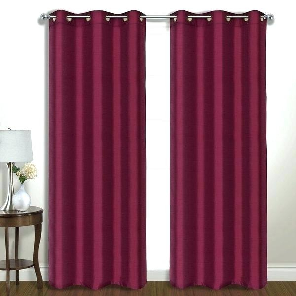 Wide Width Blackout Curtains – Foliofng With Faux Silk Extra Wide Blackout Single Curtain Panels (View 50 of 50)