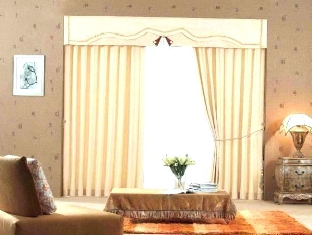 Wide Width Curtains Double Drapes Panel Curtain Of For Regarding Faux Linen Extra Wide Blackout Curtains (View 48 of 50)