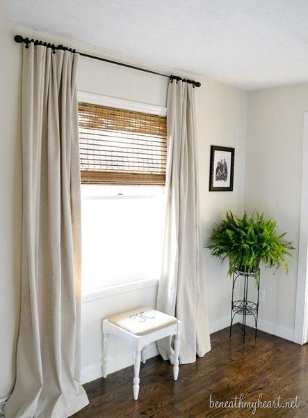 Window Coverings For My Hall Window | Kitchen Window Regarding The Gray Barn Kind Koala Curtain Panel Pairs (View 10 of 50)