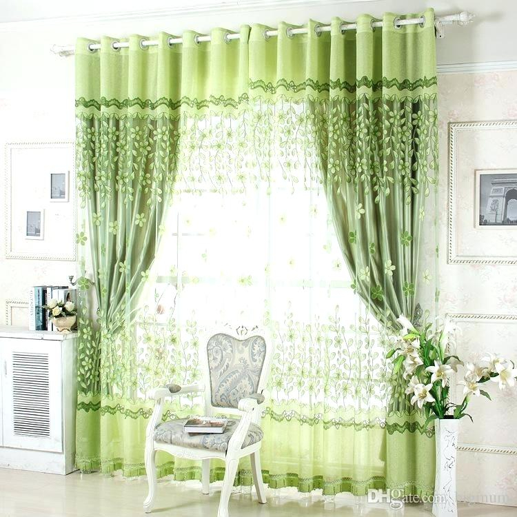 Window Curtain Sale Print Rod Pocket Panel Treatments On Within Meridian Blackout Window Curtain Panels (#50 of 50)