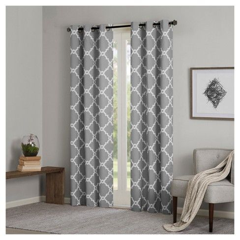 """Window Panel Pair Gray 42""""x54"""" – Becker 