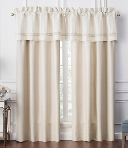 Window Treatment Grommet – Drop24 With Regard To Oxford Sateen Woven Blackout Grommet Top Curtain Panel Pairs (View 43 of 44)
