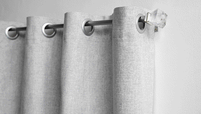 Window Treatment Grommet Window Treatments Grommet Curtains Inside Thermal Insulated Blackout Grommet Top Curtain Panel Pairs (#50 of 50)