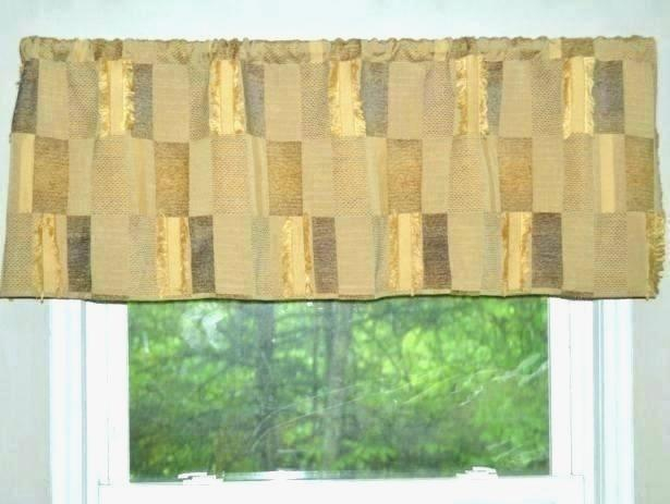 Winsome Easy Cornice – Zielemiele With Kaylee Solid Crushed Sheer Window Curtain Pairs (#40 of 40)