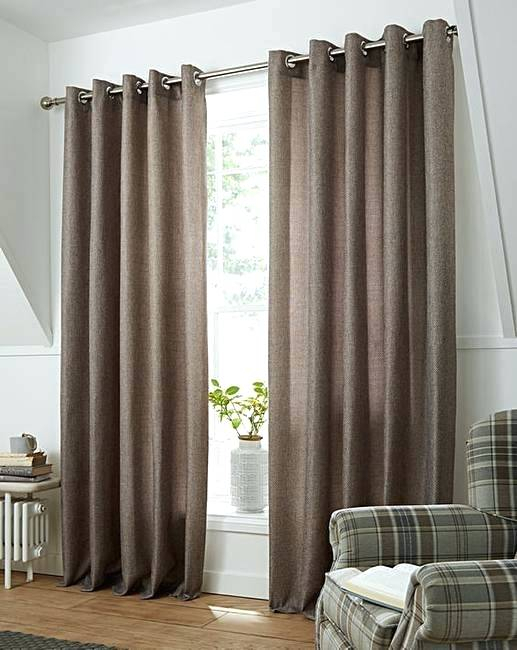 Woven Drapes Shades With Raw Silk Drapery Panel Curtains Intended For Raw Silk Thermal Insulated Grommet Top Curtain Panel Pairs (#45 of 46)