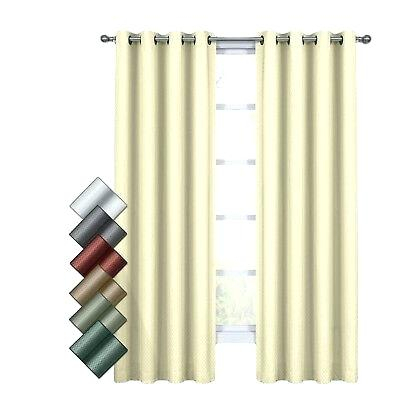 Woven Drapes Wood Cotton Curtains Raw Silk Drapery Panel With Regard To Raw Silk Thermal Insulated Grommet Top Curtain Panel Pairs (#46 of 46)