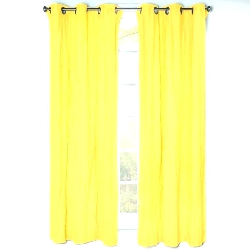 Yellow Window Treatments – Bodenal (#46 of 50)