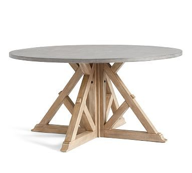 2019 Brooks Round Dining Table In (View 4 of 20)