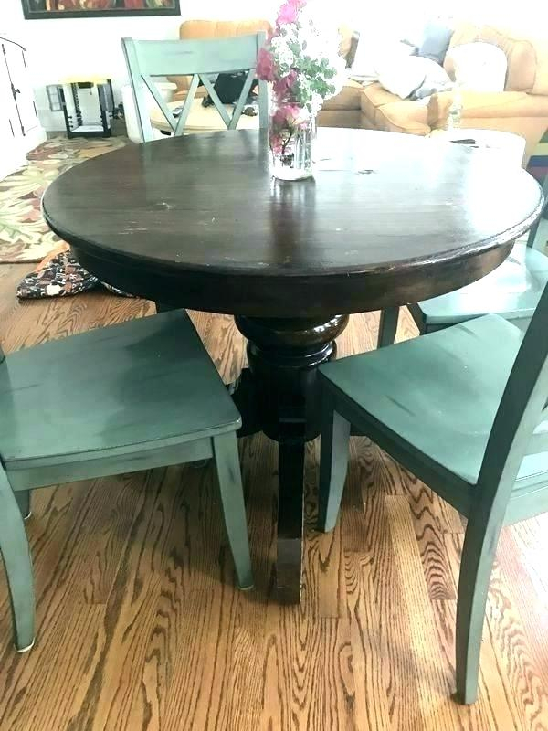 2019 Dawson Pedestal Dining Tables Throughout Pottery Barn Pedestal Table – Nzmgfoundation (View 7 of 20)