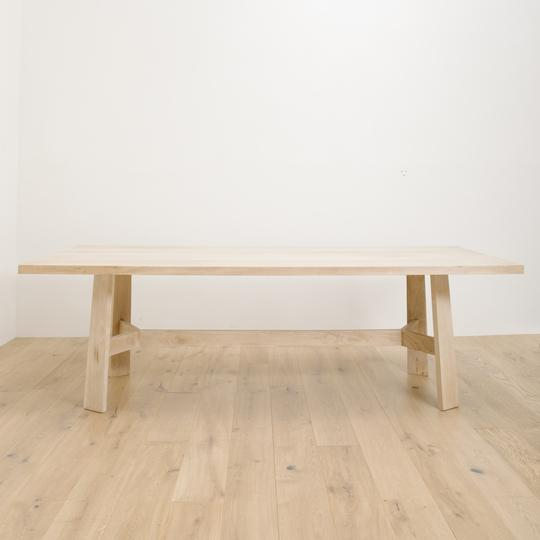 2019 Hearst Oak Wood Dining Tables Regarding Add To Cart: Dining Tables (#2 of 20)