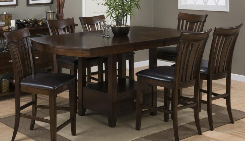 2019 Modern Farmhouse Extending Dining Tables Throughout Set Dining Table Room Tables And Rustic Make Decor Farmhouse (#1 of 30)