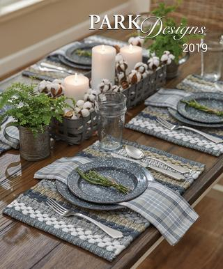 2019 Park Design Everyday Catalogmark West – Issuu Within Abby Embroidered 5 Piece Curtain Tier And Swag Sets (View 1 of 30)