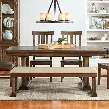 2020 Dawson Pedestal Dining Tables Intended For Dawson Dining Table – Mercedezcapito (View 12 of 20)