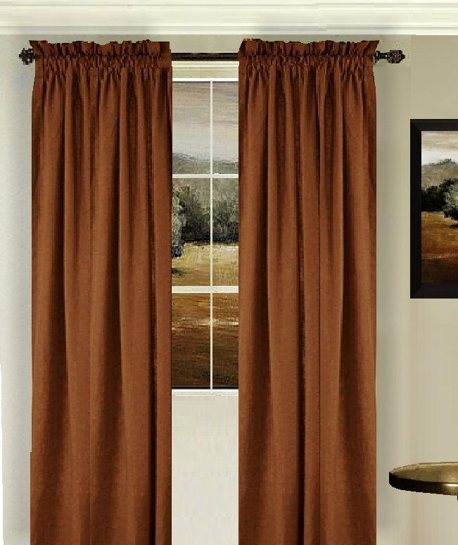 3 Inch Rod Pocket Valance – Maviswpdesign (#1 of 50)