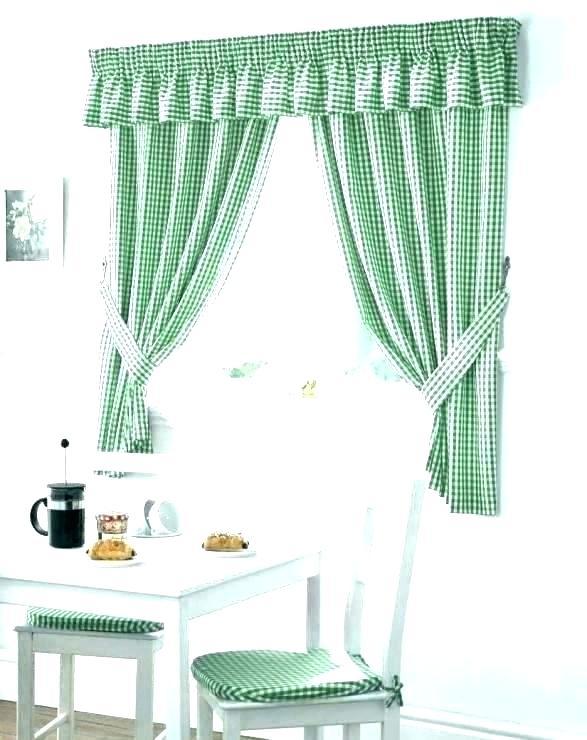 3 Piece Kitchen Curtain Set – Pilarkaltim (#3 of 50)