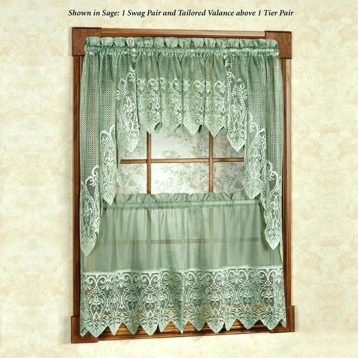 30 Inch Long Curtains – Trackidz Regarding Solid Microfiber 3 Piece Kitchen Curtain Valance And Tiers Sets (#2 of 50)
