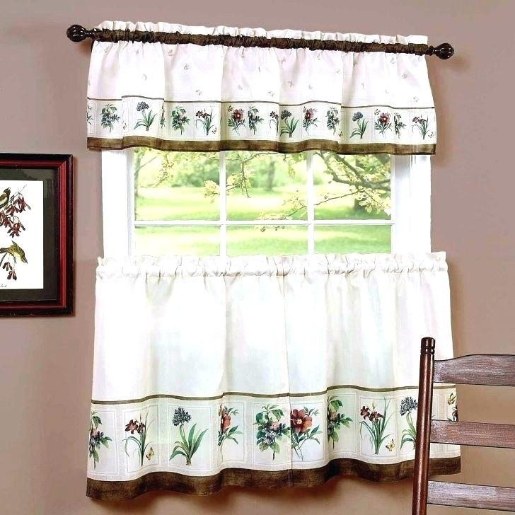 Inspiration about 30 Inch Tier Curtains – Courbeneluxhof In Luxurious Kitchen Curtains Tiers, Shade Or Valances (#23 of 50)