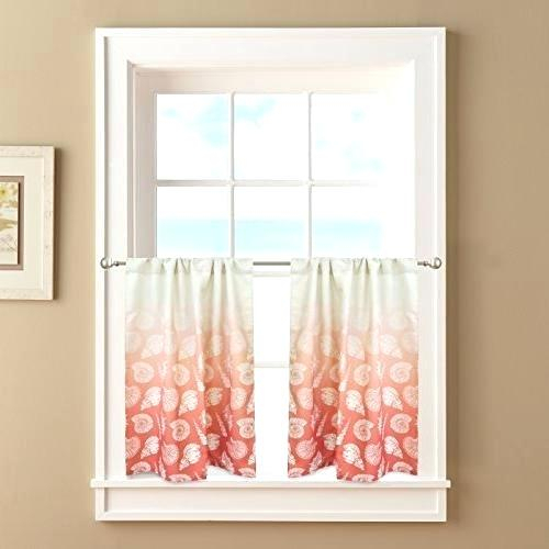 Inspiration about 36 Window Curtains – Caseyderbyshire.co In Traditional Two Piece Tailored Tier And Valance Window Curtains (#22 of 50)