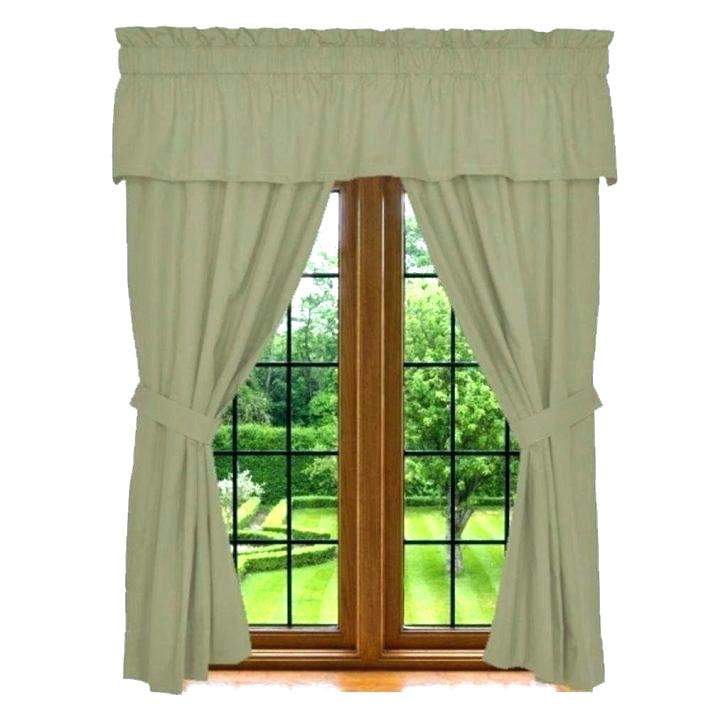 5 Piece Curtain Set – Josplaceonline Intended For Grace Cinnabar 5 Piece Curtain Tier And Swag Sets (View 9 of 30)