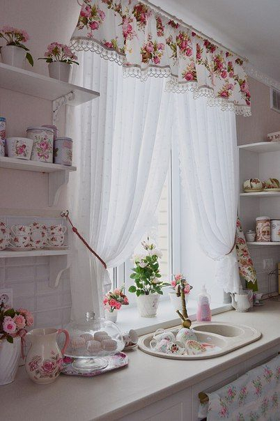 7 Nice Designs Of Kitchen Curtains – The Heart Of Your For Rustic Kitchen Curtains (#2 of 30)