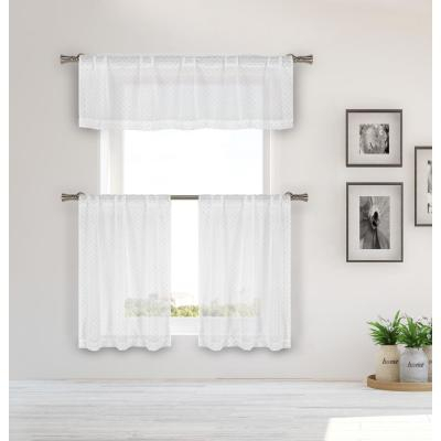 84 In. Complete Window Curtain Set 38 In (View 7 of 44)