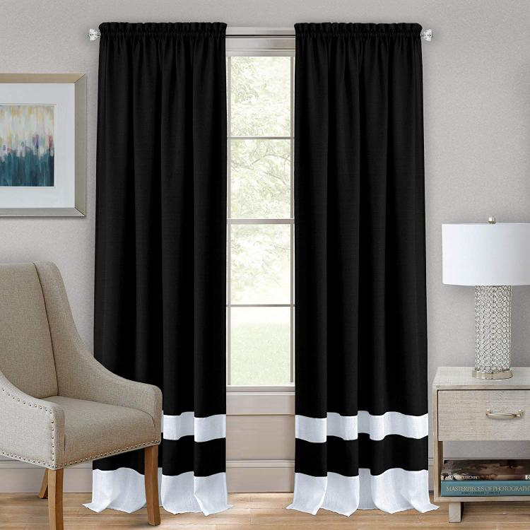 Achim Darcy Window Curtain Tier And Valance Set 58X36/58X14 – Green/camel Within Dakota Window Curtain Tier Pair And Valance Sets (View 27 of 30)