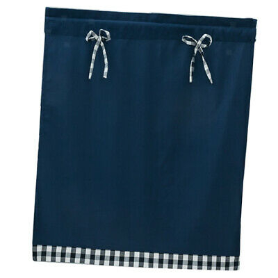 """Adirondack Cotton Kitchen Window Curtains – 24"""" X 60"""" Tier Pertaining To Cotton Classic Toast Window Pane Pattern And Crotchet Trim Tiers (View 12 of 50)"""