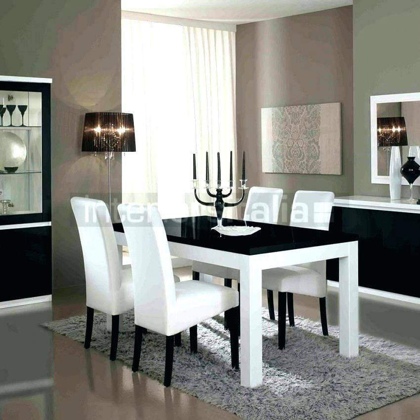 Agreeable Black High Gloss Dining Table And Chairs Furniture In Well Known Chapman Marble Oval Dining Tables (View 13 of 30)
