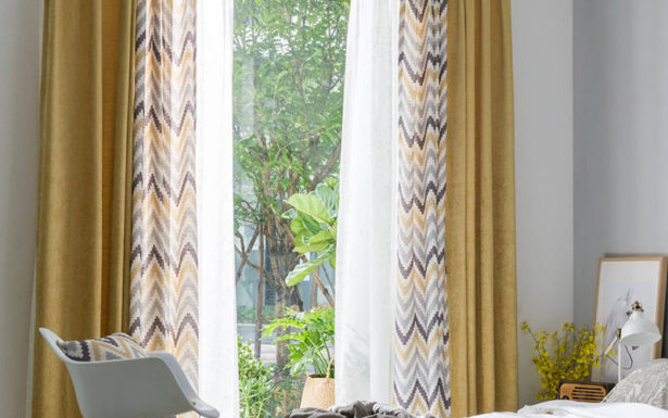 Alluring Chevron Pattern Curtains Pretty Curtain Valances Inside Circle Curtain Valances (View 3 of 30)