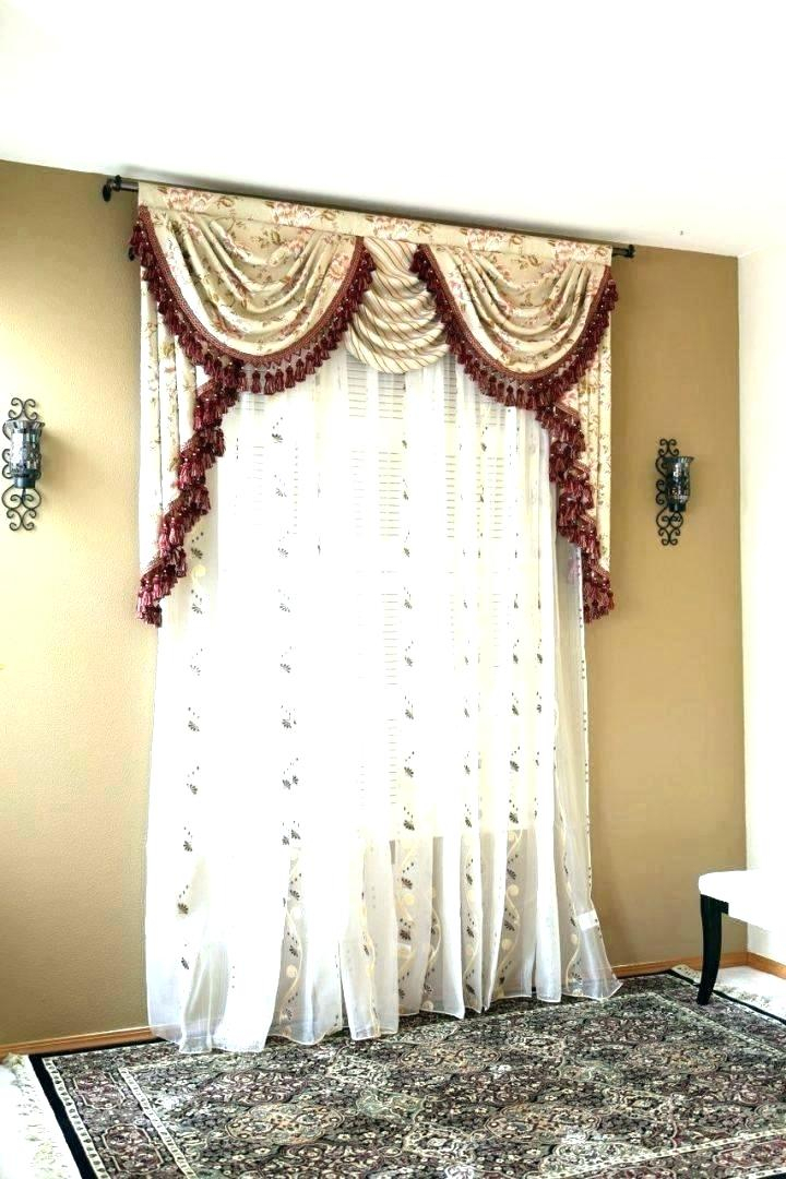 Amazing Swag Curtains For Kitchen Gray Blue Windows Shop In Luxurious Kitchen Curtains Tiers, Shade Or Valances (#3 of 50)