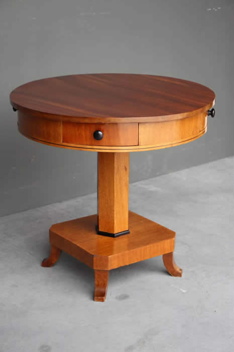 Antique Furniture For Sale Dining Tables Seating Lounge Pertaining To Widely Used Shaw Dining Tables, Blonde Oak (View 15 of 20)