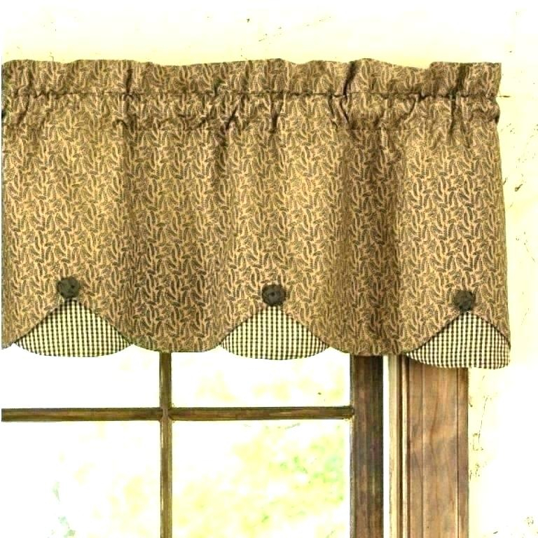 Astounding Burlap Curtains For Kitchen Red Farmhouse Walmart With Red Rustic Kitchen Curtains (#4 of 30)