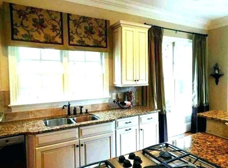 Astounding Burlap Curtains For Kitchen Red Farmhouse Walmart With Regard To Red Rustic Kitchen Curtains (#5 of 30)