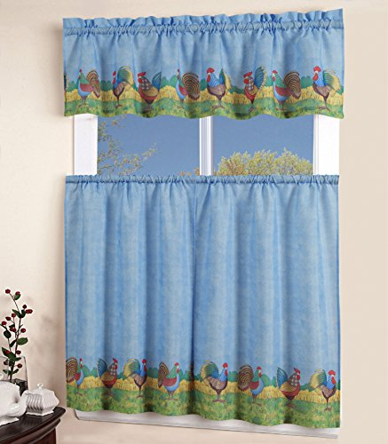 Best And Coolest 16 Tier Window Curtains – Top Decor Tips In Chic Sheer Voile Vertical Ruffled Window Curtain Tiers (View 3 of 50)