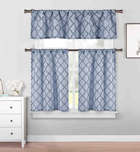 Best And Coolest 16 Tier Window Curtains – Top Decor Tips Regarding Chic Sheer Voile Vertical Ruffled Window Curtain Tiers (View 5 of 50)