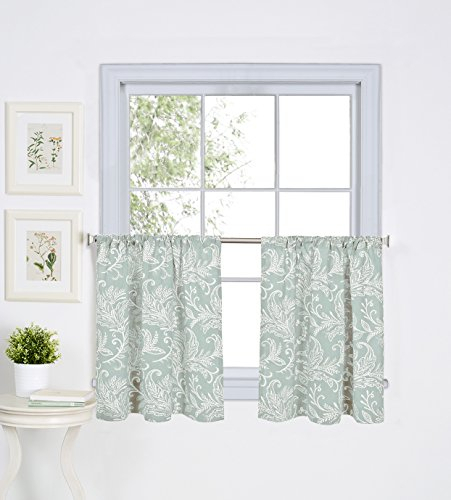 Best And Coolest 16 Tier Window Curtains – Top Decor Tips With Regard To Chic Sheer Voile Vertical Ruffled Window Curtain Tiers (View 6 of 50)
