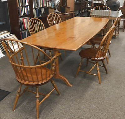 Best And Newest Brooks Dining Tables Intended For Artisan Made Solid Tiger Maple Dining Table Hand Built Tory (View 15 of 20)