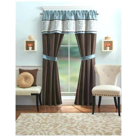 Better Homes And Gardens Valances – Ironhorseinn For Embroidered 'Coffee Cup' 5 Piece Kitchen Curtain Sets (View 6 of 30)