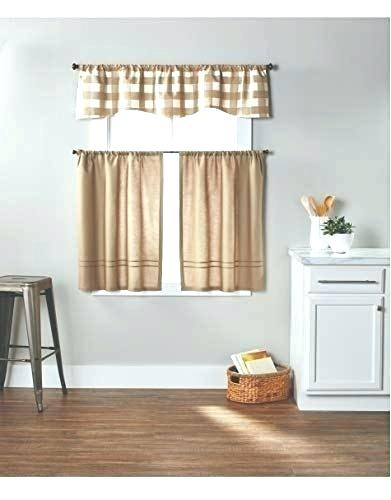 Better Homes And Gardens Valances – Ironhorseinn With Embroidered 'coffee Cup' 5 Piece Kitchen Curtain Sets (View 9 of 30)