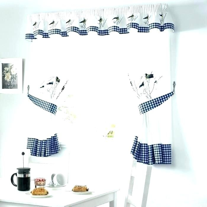Bistro Curtains – Spendingtime Intended For Coffee Embroidered Kitchen Curtain Tier Sets (View 6 of 30)