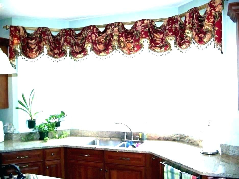 Black And Red Kitchen Curtains – Metsamor Regarding Classic Black And White Curtain Tiers (View 3 of 50)