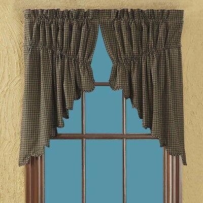Popular Photo of Primitive Kitchen Curtains
