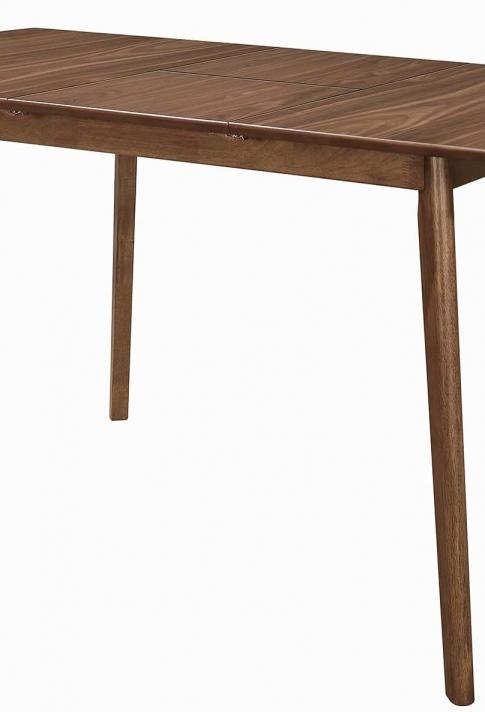 Black Shayne Drop Leaf Kitchen Tables Inside Most Current George Oliver Fortunato Drop Leaf Dining Table – Saltandblues (View 16 of 20)