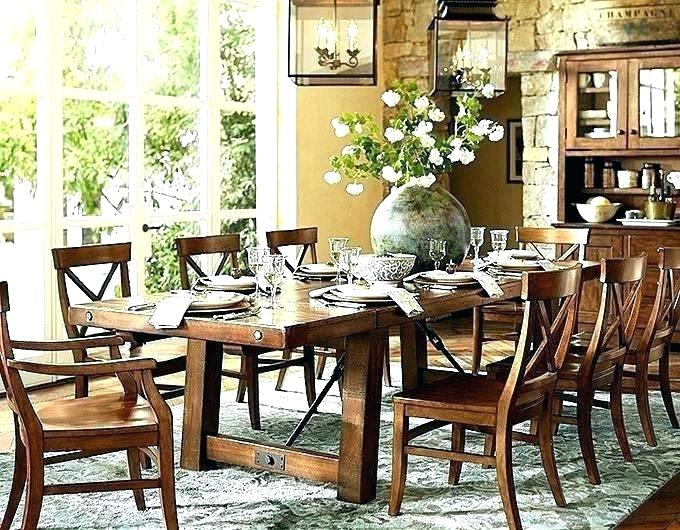 Blackened Oak Benchwright Extending Dining Tables Pertaining To Well Known Benchwright Extending Dining Table – Vietdex (View 6 of 20)