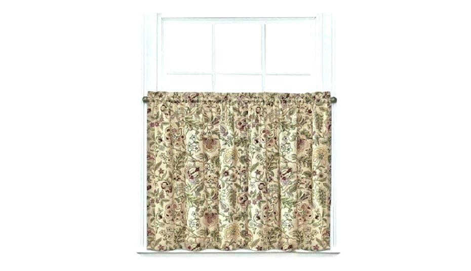 Blue And Brown Window Valance – Rafaeltapias (#7 of 46)