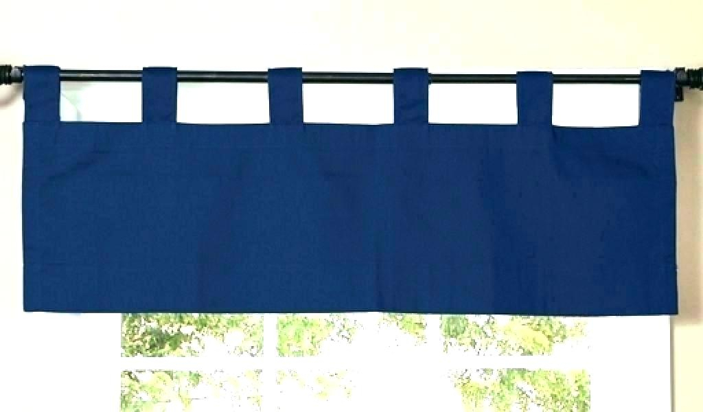 Blue And Brown Window Valance – Rafaeltapias (#8 of 46)